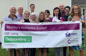 Mumbys Homecare Support Ltd – Oxfordshire