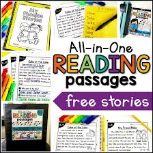 Sight word flash cards, word lists and handouts. Free Phonics Reading Passages Students Love To Read