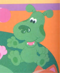 blues clues green puppy plush. #417 Blocks . Blues Clues Green Puppy Plush