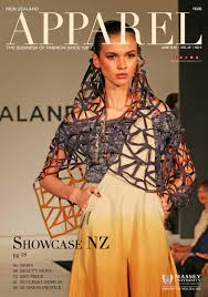 Fashion Design Courses Nz Apparel Magazine June 2016 By Review Publishing Ltd Issuu