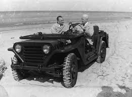 Image result for Gen. Dwight D. Eisenhower later proclaims America could not have won the war without the jeep.