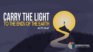 Light Month Ibc Central Bulletin Carry The Light To The Ends Of The