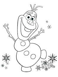Coloring Pages Frozen Coloring Pages Free Edition Momjunction