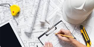architecture technical drawing