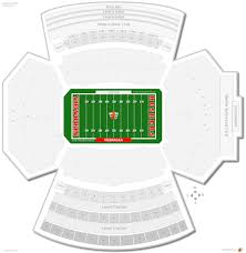 Wisconsin Badger Football Stadium Seating Chart Wisconsin Badger Football Seating Chart 2019