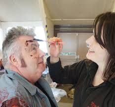 special effects makeup magazine makeup vidalondon