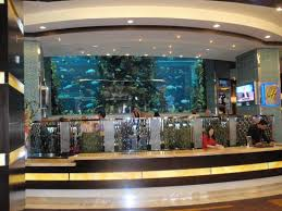 Chart House Fish Tank Picture Of Chart House Las Vegas