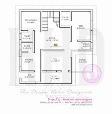 2 bedroom house plan kerala new 1600 sq ft house plans 500 square foot home design