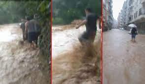 Son dakika... Rize'de yeni sel felaketi! Dereler taştı, yollar kapandı... - Son  Dakika Türkiye Haberleri