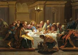 the lords supper holy thursday evening mass of the lord s supper mar 28