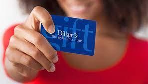 gift cards dillard s