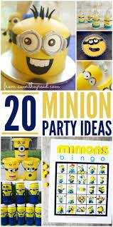 Minion Birthday Party Top 25 Best Minion Birthday Parties Ideas On Pinterest Minions