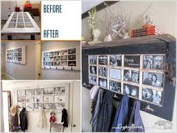 Wall Coat Rack Ideas 100 Cool DIY Coat Rack Ideas from Repurposed Materials 18