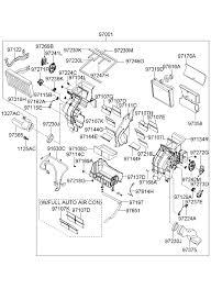 2006 kia sedona parts diagram