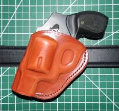 tagua cdh3 713 lh leather crossdraw holster s w 2 j frame revolver