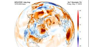 <b>Hot</b> Arctic and a Chill in the Northeast: What's Behind the Gloomy ...
