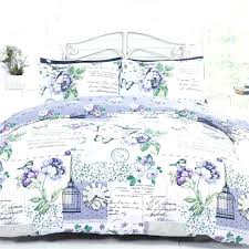 bedding furniture birds design birdcage patchwork script erfly chic bird cage quilt duvet cover print uk