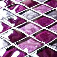 purple mosaic tile purple mosaic bathroom tiles ideas and pictures purple mosaic tile purple glass mosaic