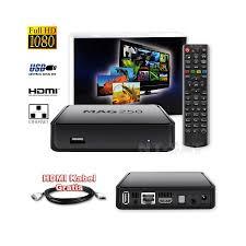 MAG 250 BOX Multimedia player Internet TV Box IPTV SET TOP ...