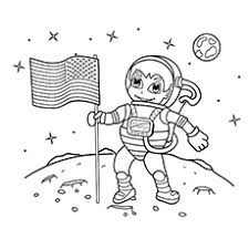 Small Picture Top 10 Free Printable Astronaut Coloring Pages Online