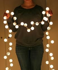 ping pong lighting. 20 Simple And Affordable DIY Christmas Decorations Ping Pong Lighting O