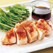 鶏 胸 肉 ソテー