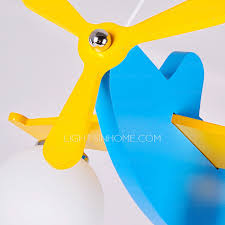 kids ceiling lighting. kids ceiling lighting airplane shaped 3light painting