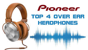 pioneer bluetooth headphones. best pioneer over ear headphones \u2013 top 4 bluetooth m