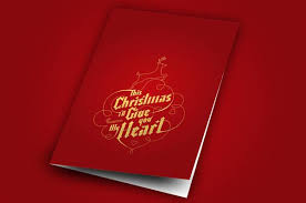 25 Jolly Holiday Christmas Card Designs For Inspiration