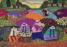 Como Bordar con Tecnica Guatemalteca- Hogar Tv por Juan Gonzalo Angel -  YouTube
