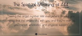 Image result for angel numbers 444