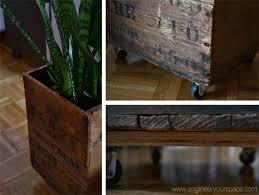 furniture on wheels. DIY Furniture On Wheels R