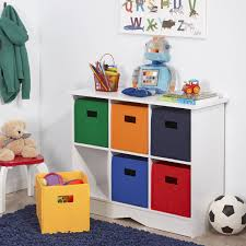 kids storage cabinet. Delighful Kids New Kids Playroom Nursery Storage Cabinet With 6 Bins White And Primary  Tones On EBay