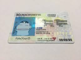 Fake Premium Massachusetts Ids We Scannable - Id Buy Make