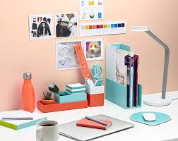 office cubicle decorating ideas. view in gallery poppin desk organizers office cubicle decorating ideas