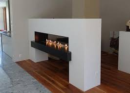 automatic bioethanol burner build in