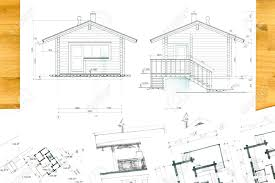 architectural hand drawings. Plain Hand Home Renovation Concept With Blueprints And Architectural Hand Drawings  Stock Photo  41949282 In Architectural Hand Drawings