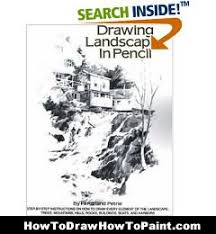 pencil drawing drawing landscapes in pencil contents materials pencils paper backing boards stools
