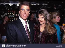 TED DANSON WITH KIRSTIE ALLEY AT CHEERS ...