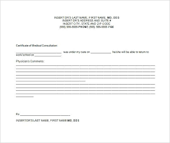 Doctors Note For Work Printable Doctor Excuse Blank