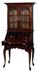 secretary writing desk secretary writing desk hutch secretary writing desk