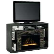 fireplace and tv stand electric combo costco