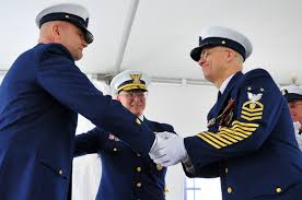 Uscg Reserves Change Of Watch Coast Guard Reserve Force Master Chief Coast