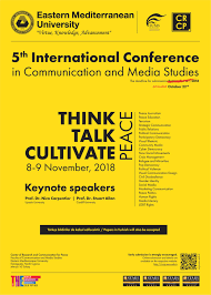 Communication Media 5th International Conference In Communication And Media Studies