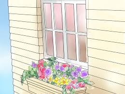 Build Window Box How To Build A Window Box With Pictures Wikihow
