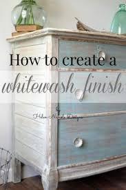 How To Whitewash Wood Furniture Whitewash furniture Chart and