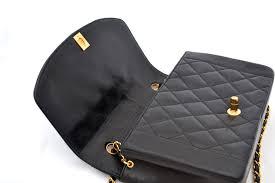 chanel vintage bag. chanel vintage bag - quilted classic flap bag in black chanel vintage r
