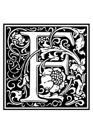 Letter Kleurplaat P Letters Kleurplatenlcom