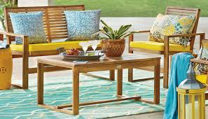yellow outdoor furniture. Patio Furniture Materials Guide Yellow Outdoor D