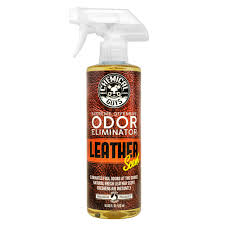 chemical guys extreme offensive odor eliminator leather scent 16 oz com